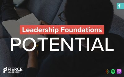 Leadership Foundations 1: Potential