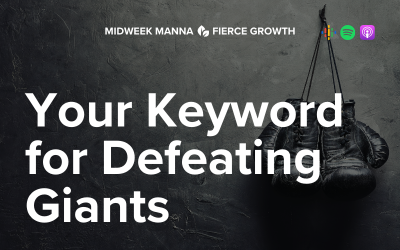 Your Keyword for Defeating Giants