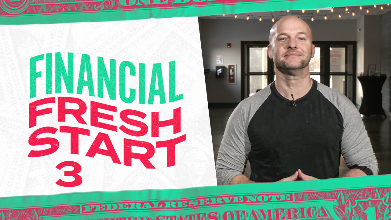 Financial Fresh Start | Before It Can Multiply