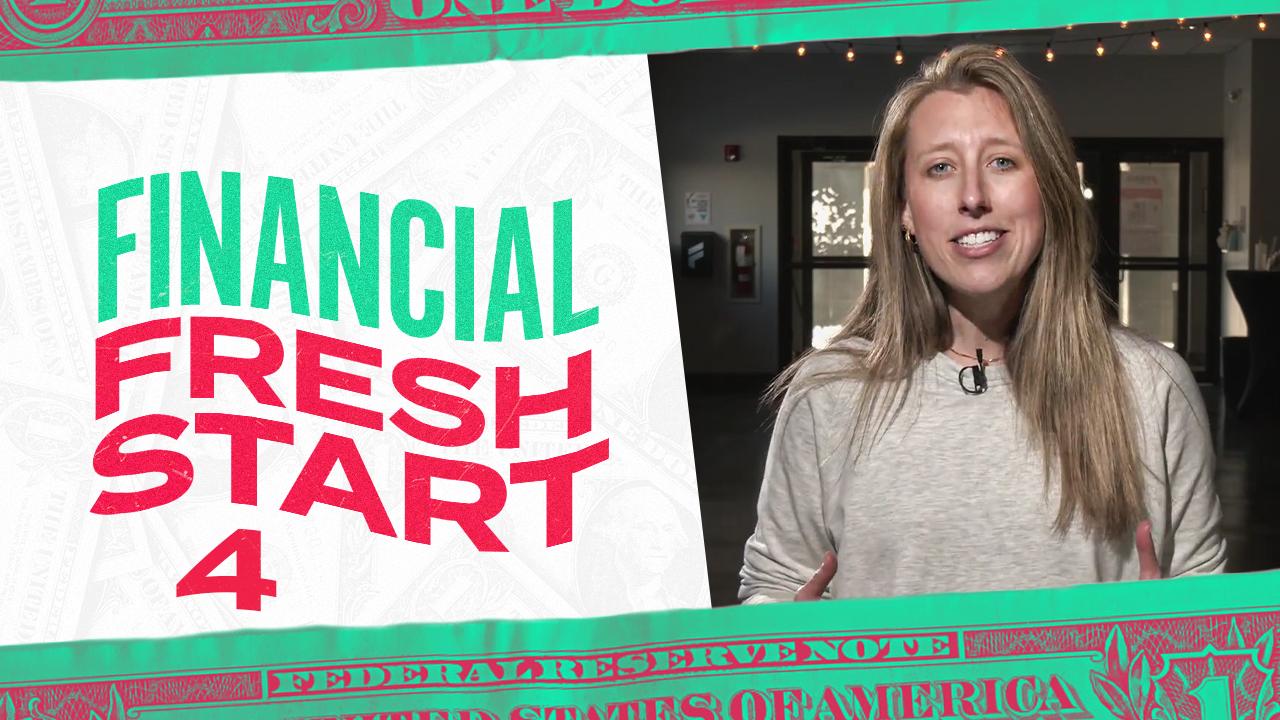 Financial Fresh Start | Time To Shine